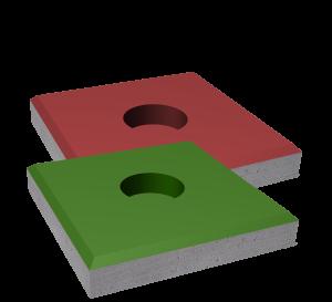 Knikkerpotje in kleur generiek DRD.DA.010