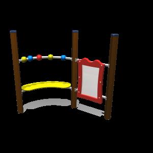 Spielwand DRME025.128