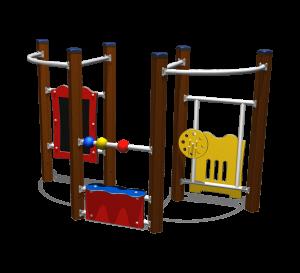 Spielwand DRME025.132