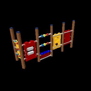 Spielwand DRME025.160
