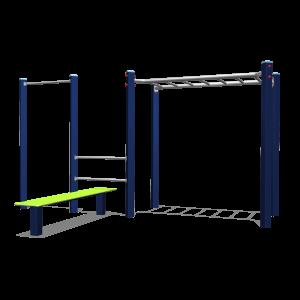 Fitnesstoestel Calisthenics FITE001.502