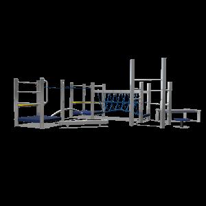 Fitness senior RVS FIT.600.R