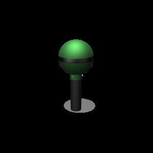 leapfrog post green JGPE407.616