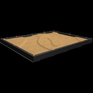 Zandbak Rebo 3.0x4.0x0.3 255.304.030