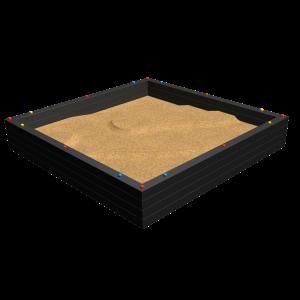 Sandpit 2.5 x 2.5 x 0.5 MNPE255.022