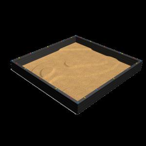 Zandbak Rebo 3.6x3.6x0.5 MNP.255.025