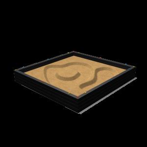 Zandbak Rebo 2.9x2.9x0.5 MNP.255.028