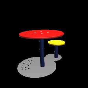 Sand table MNPE343.817