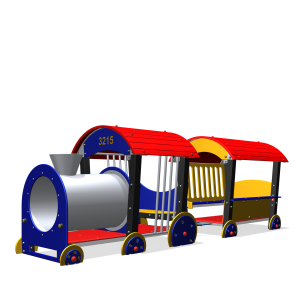 AP Locomotief + wagon 1 MNP.405.111