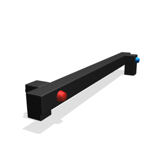 Balance beam solo MNPE603.001