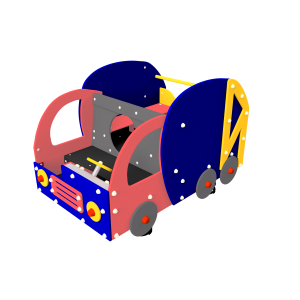 Müllwagen MNPE719.001