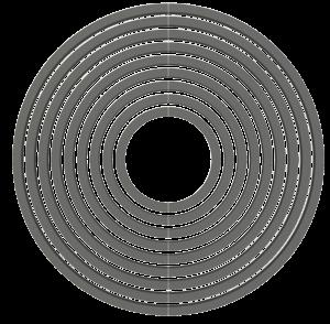 Boomrooster Circle UTC + frame P.CRL.UTC.002