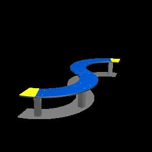 BOERfigures 2 Curfs Blauw PKN.040.017