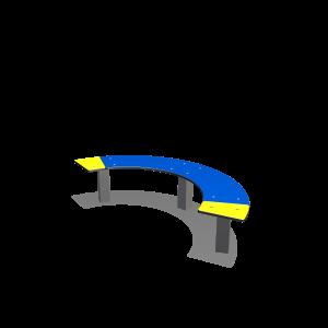 BOERfigures Bracket Blauw PKN.040.018