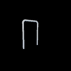 Fietsleunbeugel 60cm rvs PKN.FAE.006.R