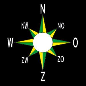 Pleinplakker Kompas PLP.874