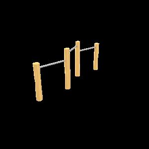Duikel trio H1.10-0.90-0.90 PST.000.082