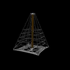 Climbing pyramid 1,5m PSTE000.109