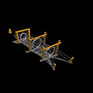 Climbing Cube L. 8,3 m. PSTE000.113