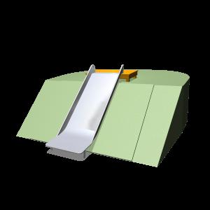 Hangrutsche 1.61 cm PSTE000.263