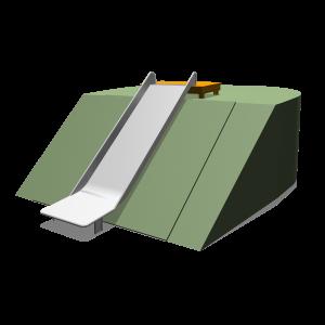 Hangrutsche (breit) 1.95cm PSTE000.264
