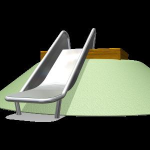 Hangrutsche 59cm PSTE000.268