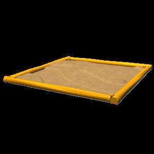 Sandpit 3.0x3.0m PSTE000.339