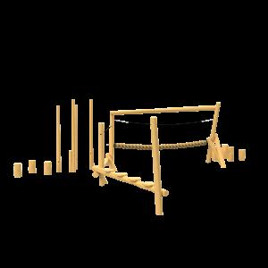 Combibalanskruis+7 stapstammen PSTE105.064