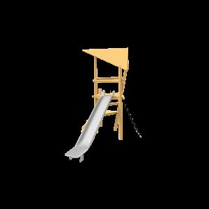 Klimtoren 2.0 met dak PST.110.002