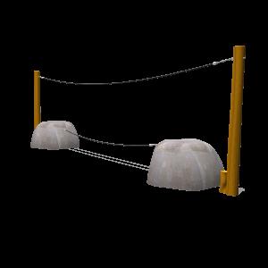 Spiderstones Balanceertouw 3m+ PST.320.055