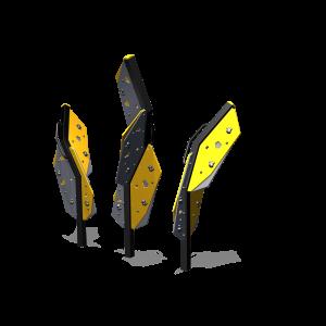 Zig Zag Set 3; 2XL and 1 XXL SOLE010.005