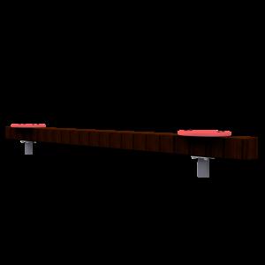 Balance beam solo SOLE030.041
