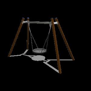 Vogelnestschommel nest 100cm SOL.030.108