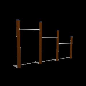 Turn-Reck 0.9 - 1.25 - 1.6m SOLE030.157