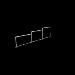 Duikel trio H1.22-1.02-0.82 SOL.030.352
