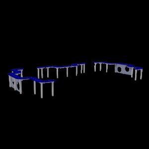 Pannabank 6.4x3.2m SPA.040.003