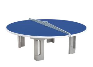 Tafeltennistafel Rondo blauw SPT.010.010.502