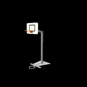 SP Basketbalpaal Staal SPT.020.002
