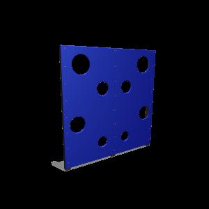 Schietwand klein 2.4x2.4m SPT.030.005