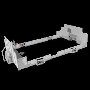 SPT Multiveld 15,8 x 9,4m SPT.230.003