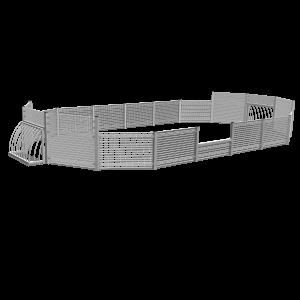 Pannaveld Ø6 x 12m verzinkt SPT.230.093