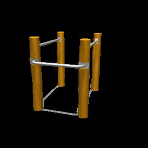 Atletiekbrug met steun SPT.ROB.181