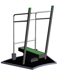 SportPoint Bench Press High UBG.010.036