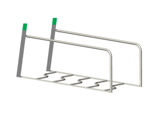 SeniorFit Walking bridge-bars UBG.080.022
