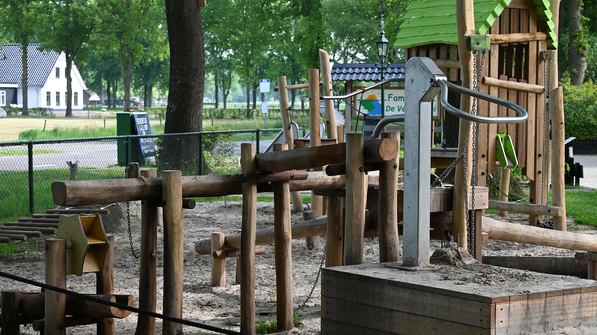 familiepark natuurlijke speelplek