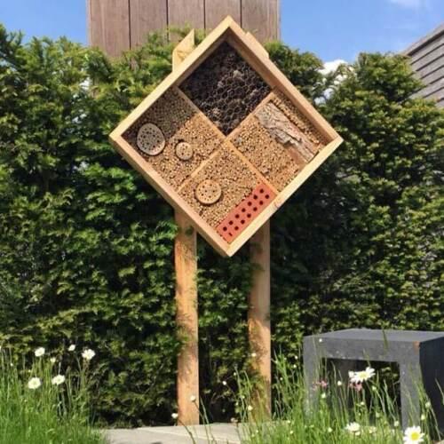 actie bijenhotel