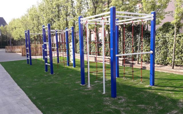schoolplein gbs de Lintwijzer